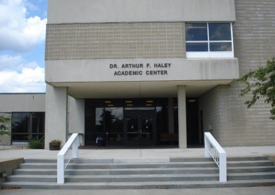 Arthur Haley Athletic Center